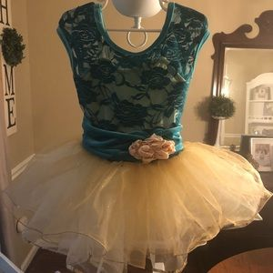 Competition Dance Costume